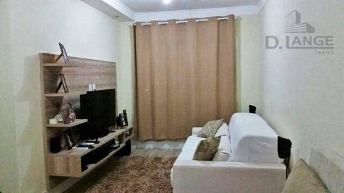 Imagem 1 de 19 de Apartamento Com 2 Dormitórios À Venda, 64 M² Por R$ 270.000 - Jardim Chapadão - Campinas/sp - Ap15980