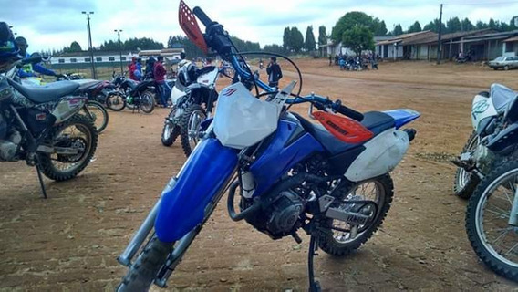 Yamaha Ttr 125 Cc