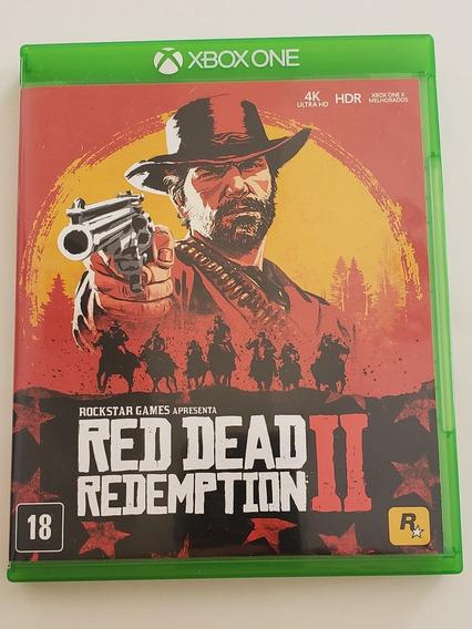 Jogo Xbox Red Dead Redemption 2
