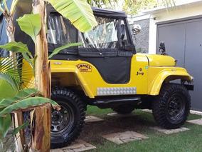 Jeep Ford Willys Cj5 Raridade De Colecionador Ano 1976.