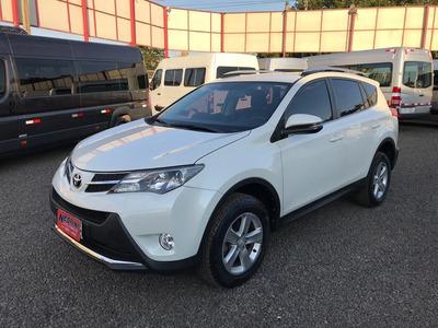 Toyota Rav4 2.0 4x4 16v Gasolina 4p Automático - 2013
