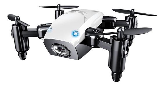 Rc Drone - Rtf S9 Micro Dobrável Câmera + Altitude Em Espera
