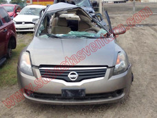 Nissan Altima Partes, Refacciones, Piezas, Desarme, Yonque