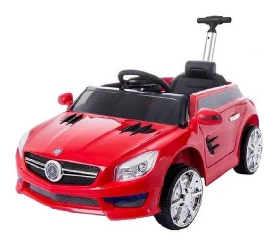 Auto Coche A Bateria 6 Volt Con Empuje Biemme Babymovil (bm)