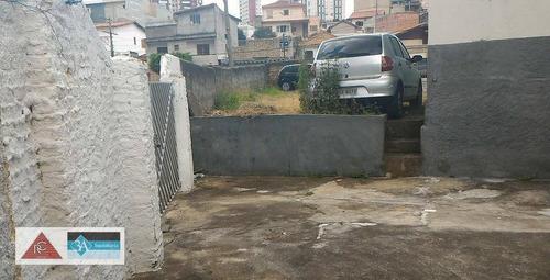 Terreno À Venda, 390 M² Por R$ 1.250.000,00 - Vila Formosa (zona Leste) - São Paulo/sp - Te0134