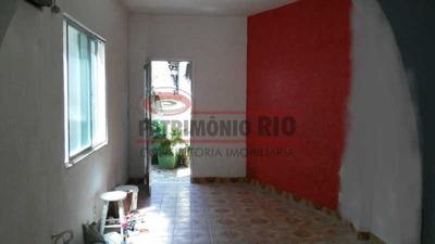 Casa Duplex, 3qtos Com Terraço Em Cordovil - Pacv30028
