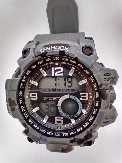 Relógio Masculino Esportivo Militar Digital Barato