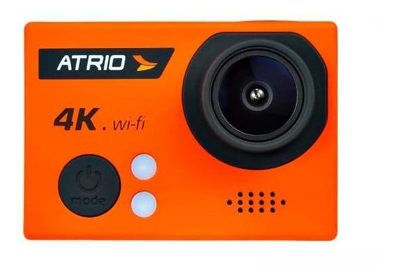 Câmera De Ação Fullsport 4k Dc185 Atrio