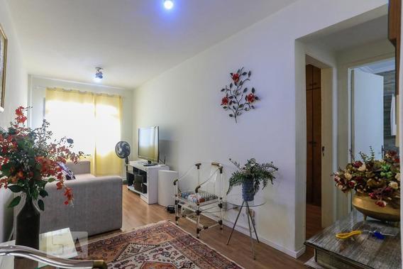 Apartamento No 4º Andar Mobiliado Com 1 Dormitório - Id: 892969295 - 269295