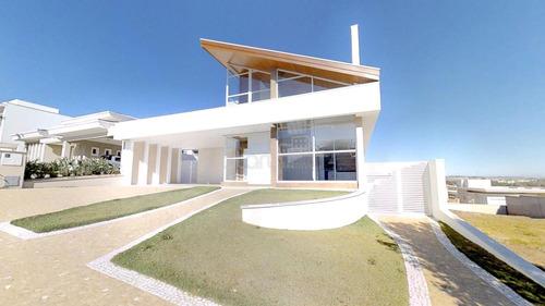 Imagem 1 de 30 de Casa À Venda Em Mont Blanc Residence - Ca002623