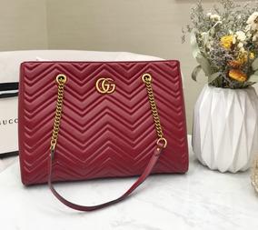 5b3f21b58 Bolsa Gucci Roja - Bolsas en Mercado Libre México
