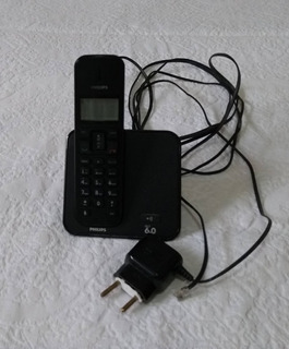 Telefone Sem Fio Philips- Com Defeito Ver Descrição