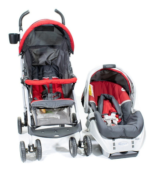 Coche Travel System Mosaic