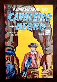 Almanaque Do Cavaleiro Negro 1964 (rge) - Estado De Banca