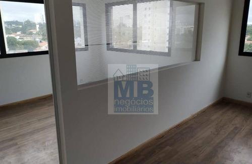 Sala, 70 M² - Venda Por R$ 434.600,00 Ou Aluguel Por R$ 2.000,00/mês - Chácara Santo Antônio (zona Sul) - São Paulo/sp - Sa0320