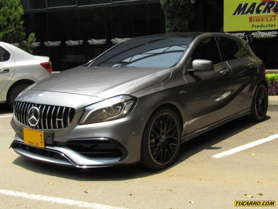 Mercedes Benz Clase A A45 2000 Cc At Turbo