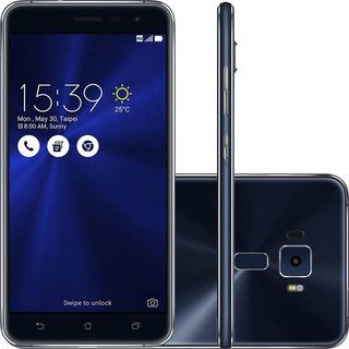 Smartphone Asus Zenfone 3 64gb Tela 5.5 4gb Ram Ze552kl Novo