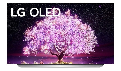 Imagem 1 de 9 de Smart Tv LG Oled 55''4k Oled55c1 120hz G-sync Freesync 2021