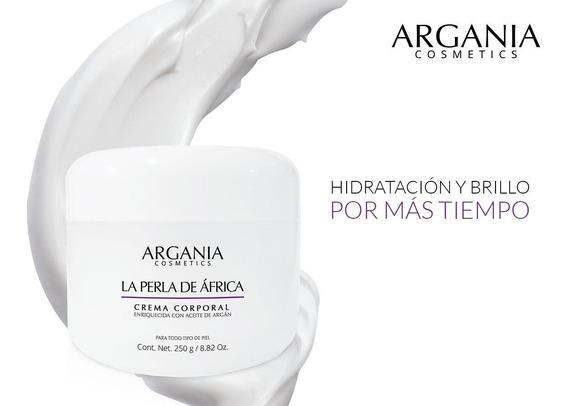 La Perla De Africa , Crema Con Aceite De Argan ! Env. Gratis