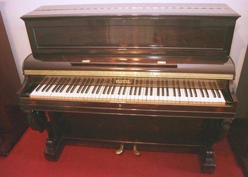 Piano Pleyel Antiguo A Bayoneta Reliquia 1871 Perfecto Estad