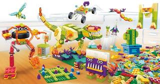 Set 1005 Pz Bloques Construir Megaconstrux Lego Megabloks