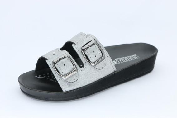 Sandália Centropé Confort Anatômica Inflamação No Calcâneo