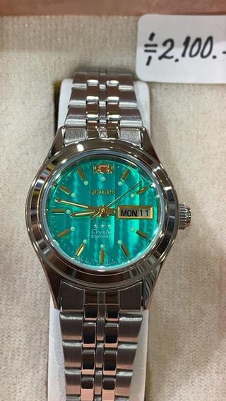 Reloj Orient, Usado, Garantizado
