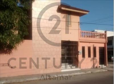Edificio Comercial En Renta/venta, Col. Primero De Mayo, Cd. Madero, Tamps.