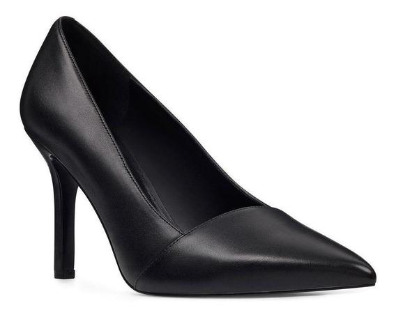 Zapato Manque Negro Oficina