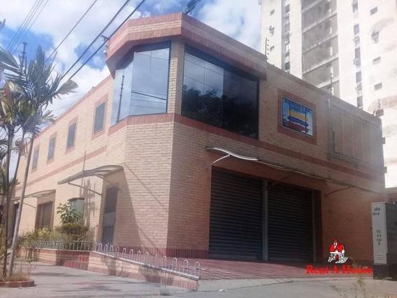 Edificio Comercial En Alquiler Av Mariño Cod. 20-5491