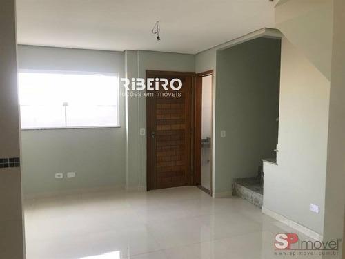 Casa Em Condomínio 3 Dormitórios, 2 Vagas  Para Venda Em Vila Isolina Mazzei São Paulo-sp - 108750