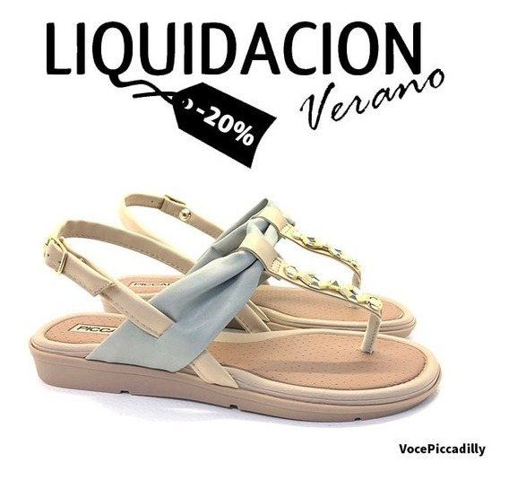 Sandalias Piccadilly Chatitas Mujer A. 401235 Vocepiccadilly