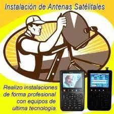 Instalacion De Antenas Satelitales (fta) Legal Garantia Serv