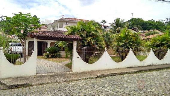 Casa Com 3 Dormitórios À Venda, 220 M² Por R$ 600.000,00 - Água Verde - Blumenau/sc - Ca0524