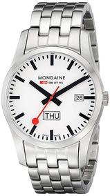 Relojes De Pulserareloj Mondaine A667.30340.16sbm Gris..