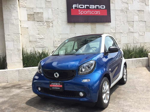 Smart Fortwo 1.0 Passion Mt 2016