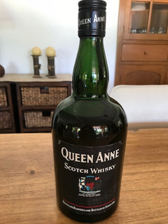 Whisky Queen Anne Antiguo 750 Cm3