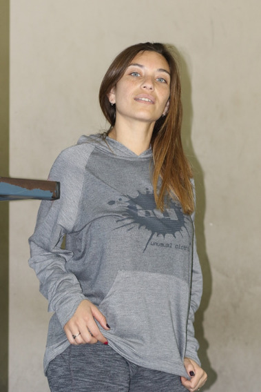 Buzo Mujer Deportivo Running Sport Gym