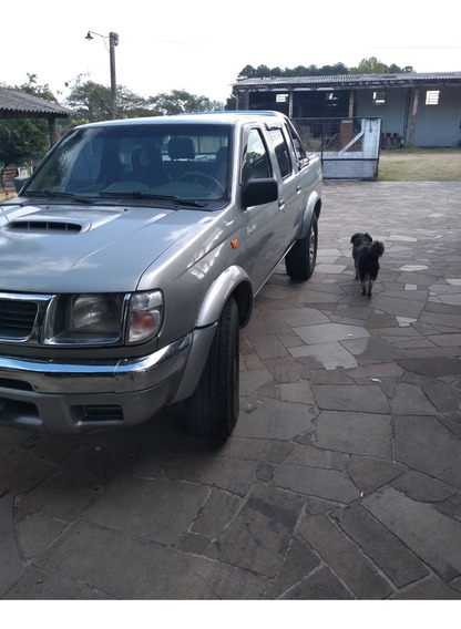 Nissan Frontier 2001 2.5 Cab. Dupla 4p