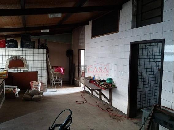 Salão Para Alugar, 150 M² Por R$ 6.000,00/mês - Itaquera - São Paulo/sp - Sl0027