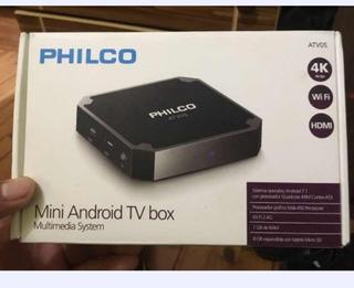 Convertidor Smart Tv Phillco. Nuevo