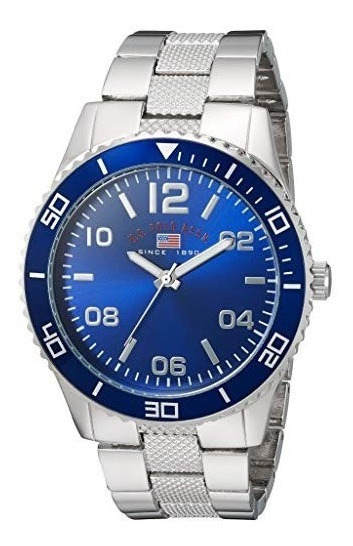 Image result for blue us polo assn watch