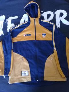 Sudadera Pumas Lotto 2002 Talla M