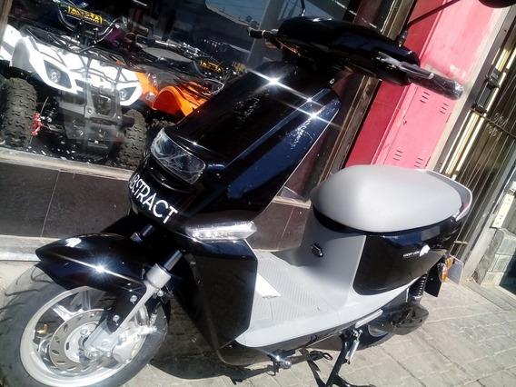 Scoote Electric Lucky Abstract Batería Litio 20ah Moto 1200w