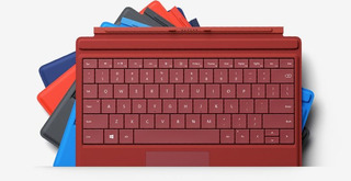 Microsoft Surface 3 Type Cover (teclado)