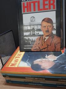 Lote 10 Volumes Dos Grandes Líderes Contexto Da 2a Guerra