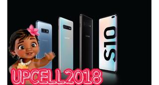 Samsung Galaxy S10 Dual Con Funda 128gb Caja Sellada Gtia