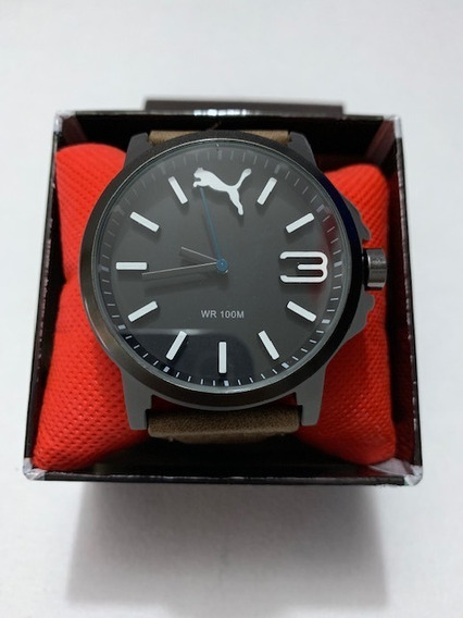 Reloj Puma Ultrasize Vinipiel Cafe