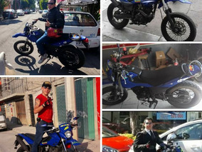 Italika Dm 150 Azul 2017