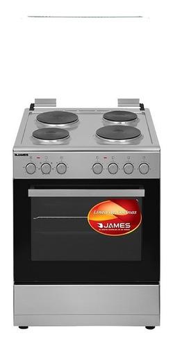 Cocina Eléctrica James C-202 A Tks - Laser Tv